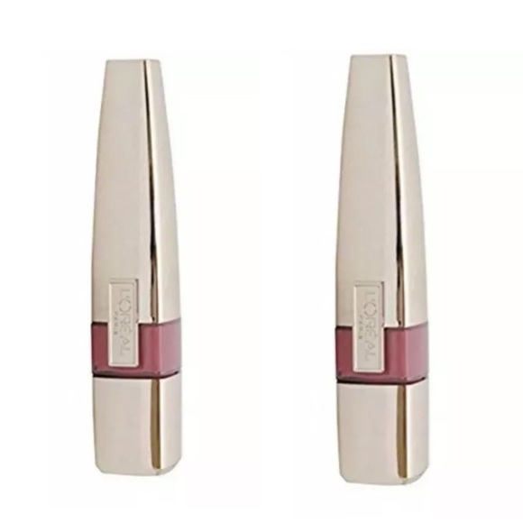 L'Oreal Other - L'Oreal Wet Shine Lip Stain 185 Lilac Ever After